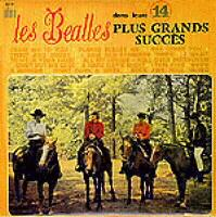[French Beatles 14 Greatest Hits]