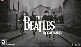 Beatles Rock Band game