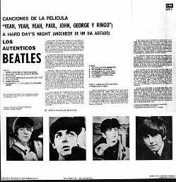 [Yeah Yeah Yeah Beatles]